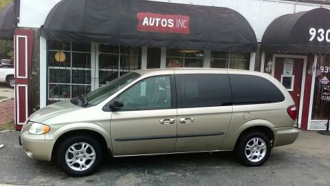 2003 Dodge Grand Caravan for sale at Autos Inc in Topeka KS