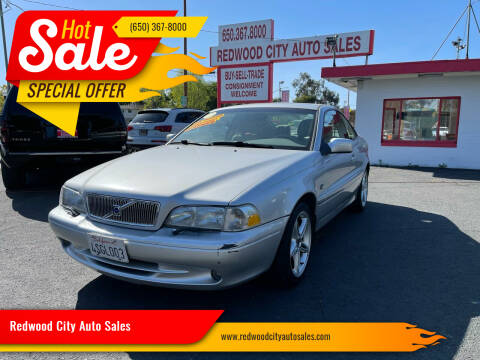 2001 Volvo C70 for sale at Redwood City Auto Sales in Redwood City CA