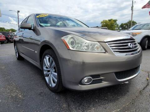 2008 Infiniti M35 for sale at Dixie Automart LLC in Hamilton OH