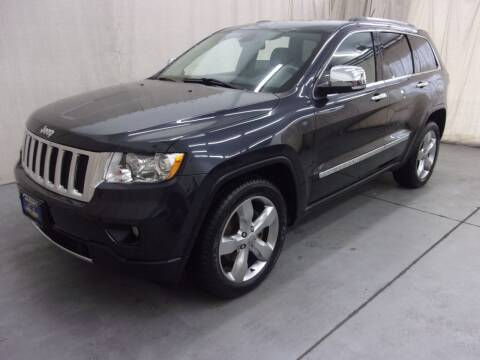 2012 Jeep Grand Cherokee for sale at Paquet Auto Sales in Madison OH