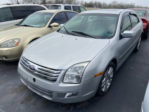 2009 Ford Fusion for sale at Sartins Auto Sales in Dyersburg TN