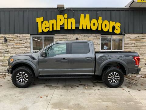 2019 Ford F-150 for sale at TenPin Motors LLC in Fort Atkinson WI