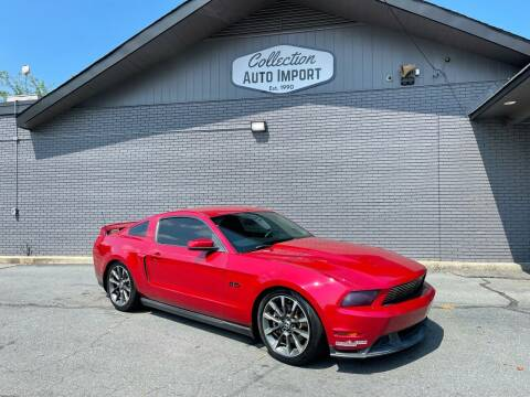 2011 Ford Mustang for sale at Collection Auto Import in Charlotte NC