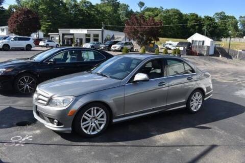 2009 Mercedes-Benz C-Class for sale at AUTO ETC. in Hanover MA