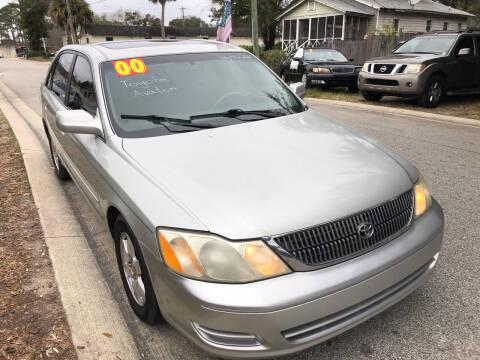 2000 Toyota Avalon for sale at Castagna Auto Sales LLC in Saint Augustine FL