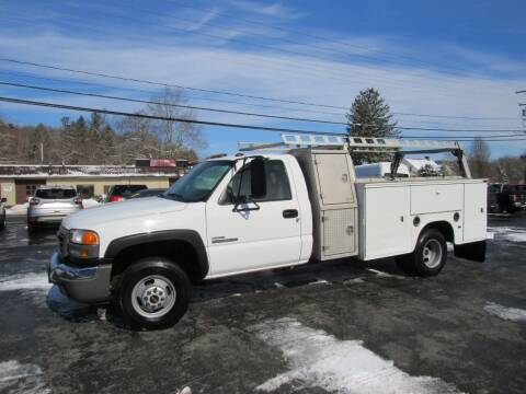2006 GMC Sierra 3500 for sale at Superior Auto Sales in New Windsor NY