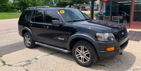 2007 Ford Explorer for sale at NJ Quality Auto Sales LLC in Richmond IL