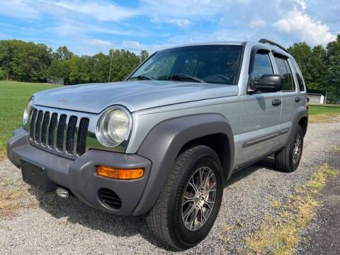 2003 Jeep Liberty for sale at GOOD USED CARS INC in Ravenna OH