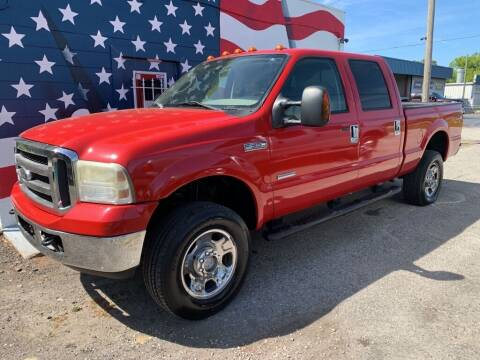 2007 Ford F-350 Super Duty for sale at The Truck Lot LLC in Lakeland FL