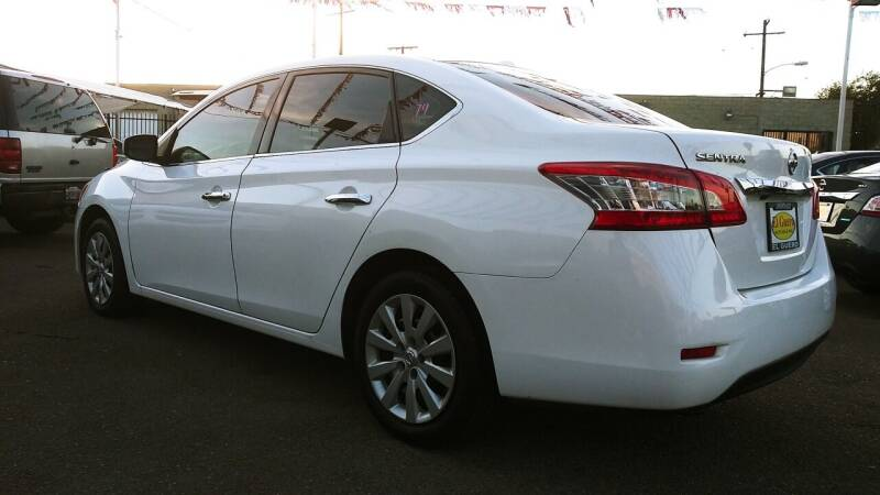 2015 Nissan Sentra SV 4dr Sedan - Hawthorne CA