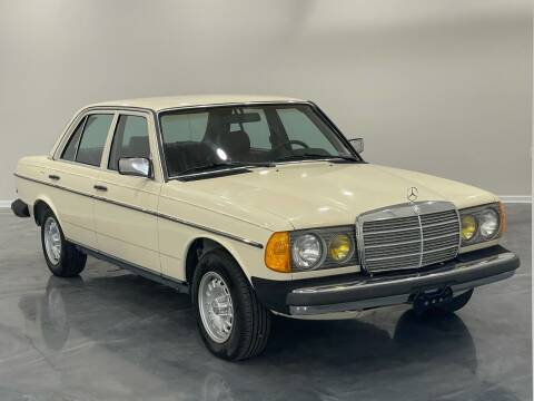 1983 Mercedes-Benz 300-Class for sale at RVA Automotive Group in Richmond VA