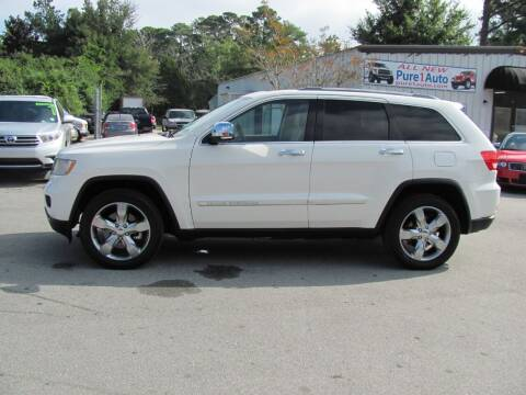 2011 Jeep Grand Cherokee for sale at Pure 1 Auto in New Bern NC