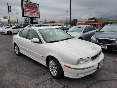 2003 Jaguar X-Type for sale at ATLAS MOTORS INC in Salt Lake City UT