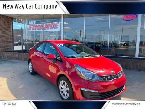 2017 Kia Rio for sale at New Way Car Company in Grand Rapids MI