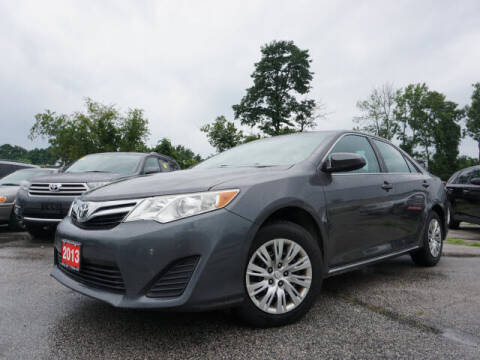 2013 Toyota Camry for sale at AutoCredit SuperStore in Lowell MA