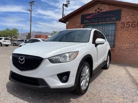 2015 Mazda CX-5 for sale at Auto Click in Tucson AZ