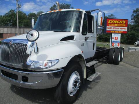 2005 International DT530 for sale at Lynch's Auto - Cycle - Truck Center in Brockton MA