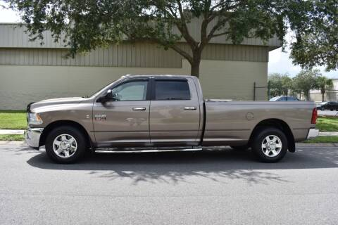 2010 Dodge Ram Pickup 3500 for sale at Monaco Motor Group in Orlando FL