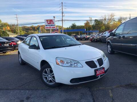 2006 Pontiac G6 for sale at KB Auto Mall LLC in Akron OH