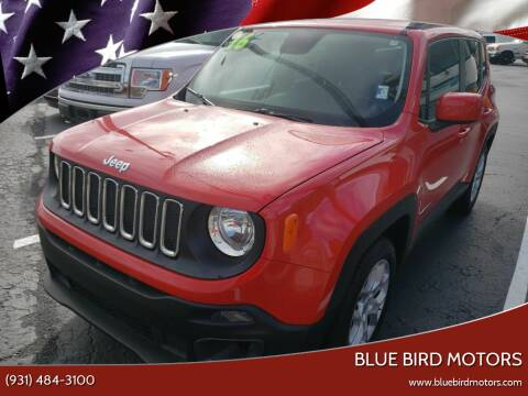 2016 Jeep Renegade for sale at Blue Bird Motors in Crossville TN