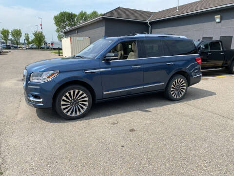 2019 Lincoln Navigator for sale at Truck Buyers in Magrath AB