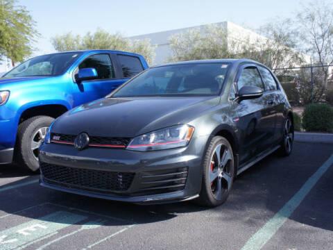 2016 Volkswagen Golf GTI for sale at CarFinancer.com in Peoria AZ