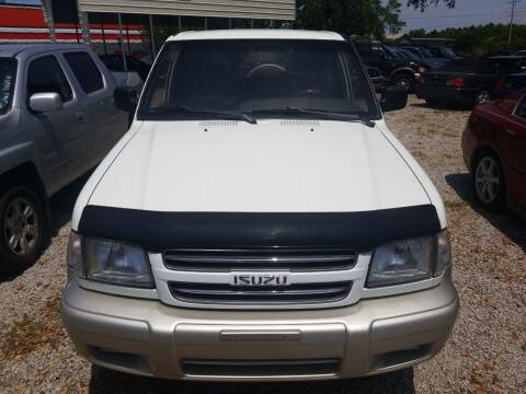 2001 Isuzu Trooper for sale at Wally's Cars ,LLC. in Morehead City NC