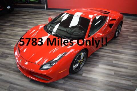 2018 Ferrari 488 GTB for sale at Icon Exotics in Houston TX