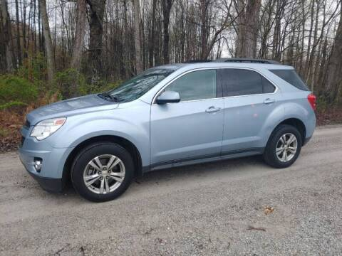 2014 Chevrolet Equinox for sale at Doyle's Auto Sales and Service in North Vernon IN