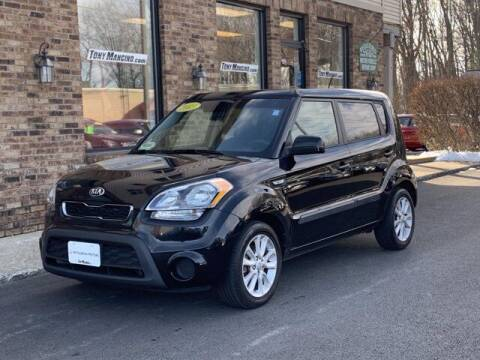 2013 Kia Soul for sale at The King of Credit in Clifton Park NY