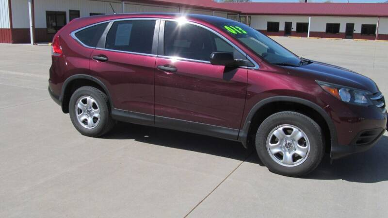 2013 Honda CR-V for sale at New Horizons Auto Center in Council Bluffs IA