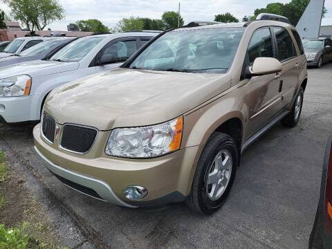 2007 Pontiac Torrent for sale at Lakeshore Auto Wholesalers in Amherst OH
