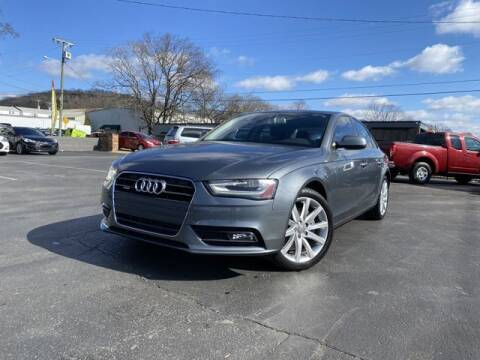 2013 Audi A4 for sale at Auto Credit Group in Nashville TN