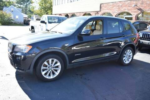 2014 BMW X3 for sale at Absolute Auto Sales, Inc in Brockton MA