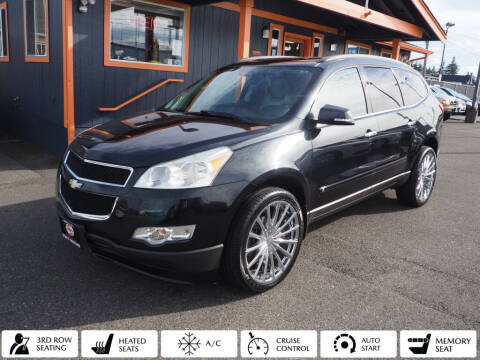 2010 Chevrolet Traverse for sale at Sabeti Motors in Tacoma WA