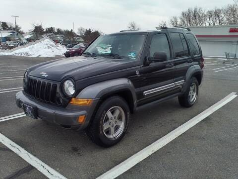 2006 Jeep Liberty for sale at B&B Auto LLC in Union NJ