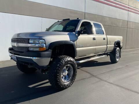 2001 Chevrolet Silverado 2500HD for sale at 3D Auto Sales in Rocklin CA