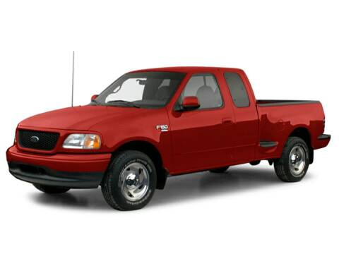2001 Ford F-150 for sale at 6348 Auto Sales in Chesapeake VA