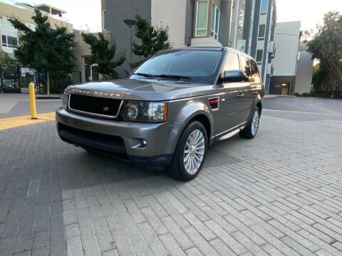 2011 Land Rover Range Rover Sport for sale at Ronnie Motors LLC in San Jose CA