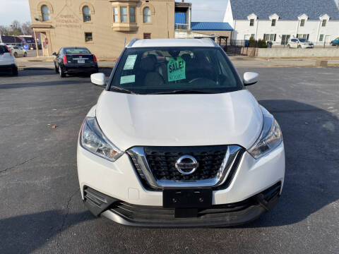 2020 Nissan Kicks for sale at RT Auto Center in Quincy IL