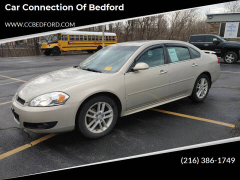 2012 Chevrolet Impala for sale at Car Connection of Bedford in Bedford OH