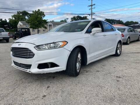 2013 Ford Fusion for sale at Michaels Used Cars Inc. in East Lansdowne PA