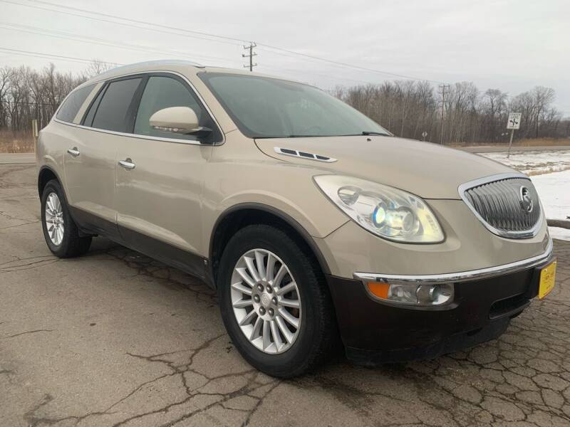 2009 Buick Enclave for sale at Sunshine Auto Sales in Menasha WI
