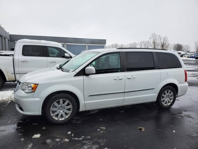 2014 Chrysler Town and Country for sale at Horne's Auto Sales in Richland WA