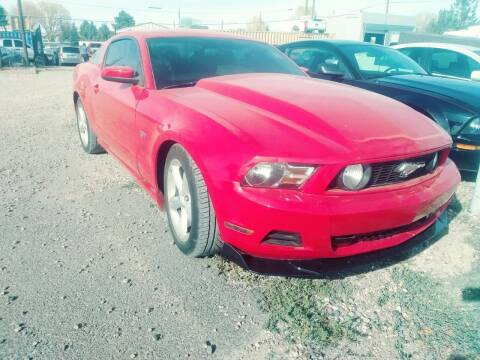 2010 Ford Mustang for sale at DK Super Cars in Cheyenne WY