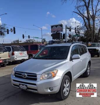 2008 Toyota RAV4 for sale at Corridor Motors in Cedar Rapids IA