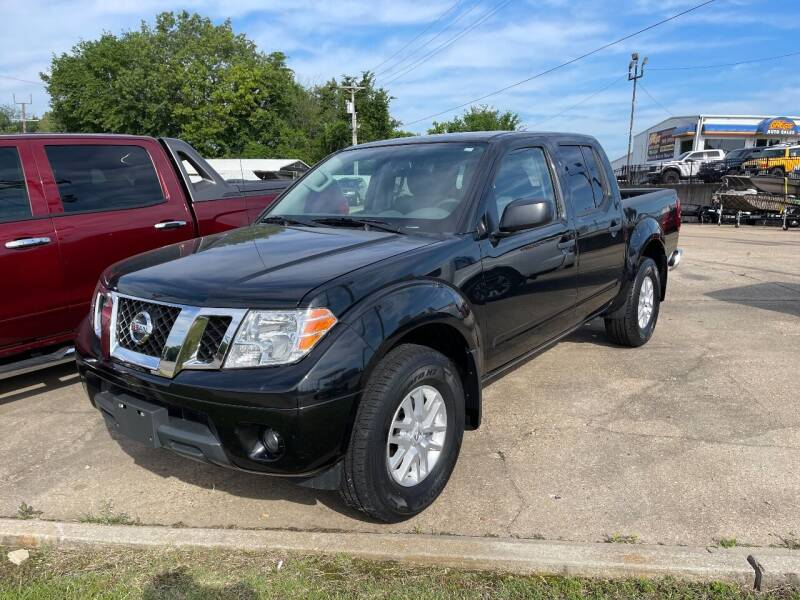 2019 Nissan Frontier for sale at Greg's Auto Sales in Poplar Bluff MO