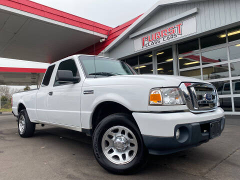 2010 Ford Ranger for sale at Furrst Class Cars LLC  - Independence Blvd. in Charlotte NC