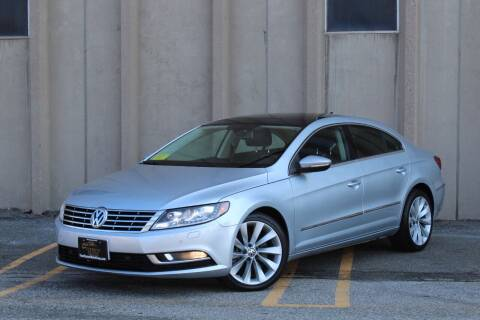 2013 Volkswagen CC for sale at Four Seasons Motor Group in Swampscott MA