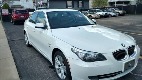 2010 BMW 5 Series for sale at Graft Sales and Service Inc in Scottdale PA